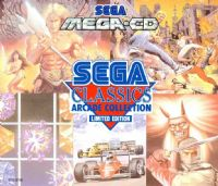 Sega Mega CD: Sega Classics Arcade Collection Limited Edition - Complete